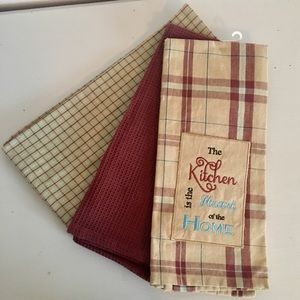 Kitchen Towels Set (3)